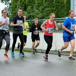Jüri Jaansoni Kahe Silla jooks - Andreas Lünekund (288), Bert Reila (553), Katarin Jantson (678), Piret Pahapill (1794)