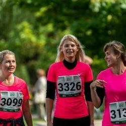 Jüri Jaansoni Kahe Silla jooks - Anna Kaldoja (3099), Britt Kruusmaa (3132), Mari Saat (3326)