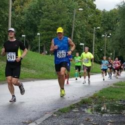 Jüri Jaansoni Kahe Silla jooks - Janek Ollep (287), Aarne Vasarik (291)