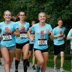 Nike Noortejooks/ We Run Tallinn - Liisa Marie Printsmann (563), Andra Aavik (885)