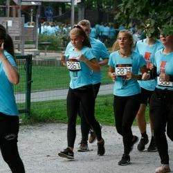 Nike Noortejooks/ We Run Tallinn - Berta Pajo (2067), Britta Urva (2071), Johanna Kuddi (3205)