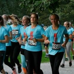 Nike Noortejooks/ We Run Tallinn - Fransiska Malmre (2868), Zsófia Knáb (3825), Agathe Laurelut (3895)
