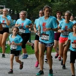 Nike Noortejooks/ We Run Tallinn - Gerli Rambi (112), Allison Bartell (3341), Lucas Bartell (3342), Laura Bartell (3343), Annika Kangur (3398), Marietta Mark (3594), Roberta Uusmaa (3595), Cätriin Nuut (3629)