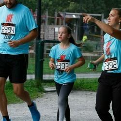 Nike Noortejooks/ We Run Tallinn - Triin Kunart (2392), Bianca Triine Kunart (2393), Hannes Kunart (2394)