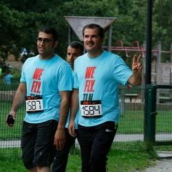 Nike Noortejooks/ We Run Tallinn - Abdulsattar Essmat Younus (1584), Halgurd Smail Salih (1587)