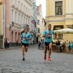 Nike Noortejooks/ We Run Tallinn - Karl Mäe (3367), Mark Abner (3582)