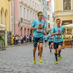 Nike Noortejooks/ We Run Tallinn - Kert Kask (55), Reimo Gert Laaspere (153)