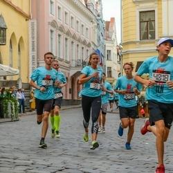 Nike Noortejooks/ We Run Tallinn - Kristel Metsla (38), Artjom Volkov (92)