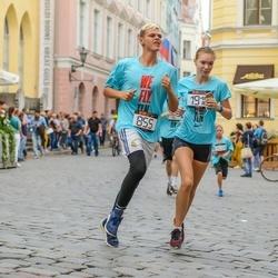 Nike Noortejooks/ We Run Tallinn - Georg Markus Tammverk (855), Anastasija Kovbenja (1918)