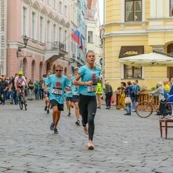Nike Noortejooks/ We Run Tallinn - Alisa Gudovskaja (310), Birk Parvelt (2110)