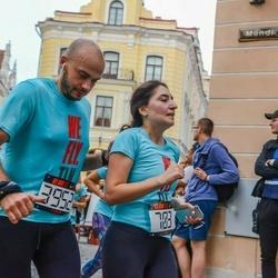 Nike Noortejooks/ We Run Tallinn - Anna Sharoyan (703), Grigorii Krichmara (3952)