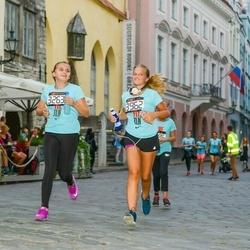 Nike Noortejooks/ We Run Tallinn - Polina Šhmakova (3263), Evelina Smagina (3962)
