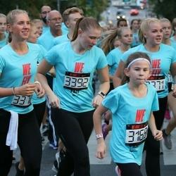 Nike Noortejooks/ We Run Tallinn - Maren Anett Tottrup (3169), Andra Laura Meeksa (3392)