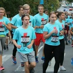 Nike Noortejooks/ We Run Tallinn - Andero Sesmin (3865), Liisa Tamm (3984)