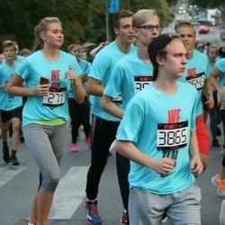 Nike Noortejooks/ We Run Tallinn - Vilena Larionova (271), Andero Sesmin (3865)