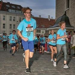 Nike Noortejooks/ We Run Tallinn - Johannes Volt (505), Anna Ovtsinnikova (1489)