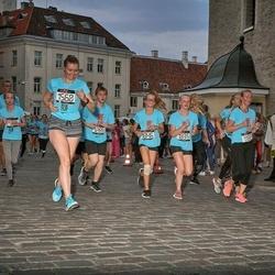 Nike Noortejooks/ We Run Tallinn - Sandra Juudas (1188), Maria Kert (1560), Anna-Liisa Dobrjanski (1846)