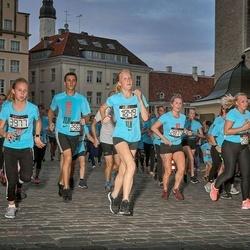 Nike Noortejooks/ We Run Tallinn - Marta Huimerind (1049), Triin Niinepuu (2077), Klim Gusarov (2563), Aleksandra Stovbina (3977)