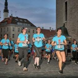 Nike Noortejooks/ We Run Tallinn - Anna Temmo (1771), Kärt Milsaar (1773), Anna Zaugarova (3709)
