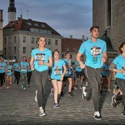 Nike Noortejooks/ We Run Tallinn - Maksim Baitsov (2145), Andra Toom (2837), Carmen Truupõld (3604)