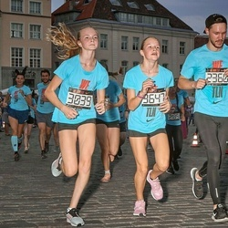 Nike Noortejooks/ We Run Tallinn - Brett Müller (2360), Mia-Ly Minkovski (3039), Karolin Simuland (3647)