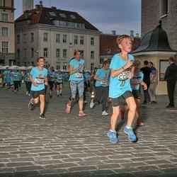 Nike Noortejooks/ We Run Tallinn - Kristofer Pedai (2138), Aron Sepp (2204)