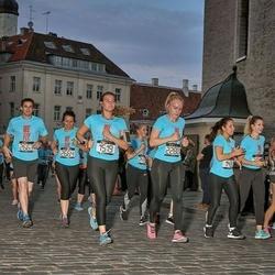 Nike Noortejooks/ We Run Tallinn - Anastasia Musakko (1519), Tuuliki Suder (2280), Pavel Ilin (2663), Olga Purtova (2664)