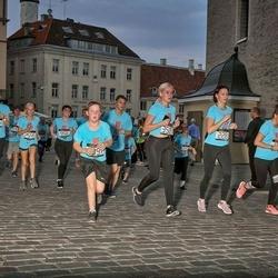 Nike Noortejooks/ We Run Tallinn - Sonja-Marie Aaslaid (228), Agne Väljaots (2544), Emma Sophia Pukk (2545), Cätryn Segar (3505)