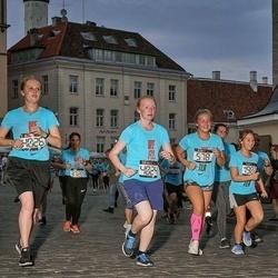 Nike Noortejooks/ We Run Tallinn - Camilla Kutt (578), Amber Beardall (4024), Sadie Tullis (4026)