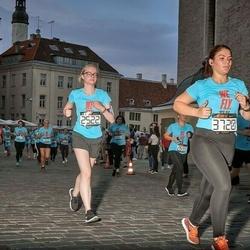 Nike Noortejooks/ We Run Tallinn - Anna Tisler (2522), Sigrid Ojavee (3720)