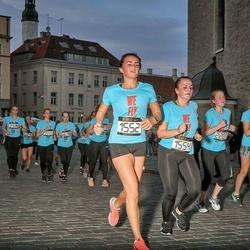 Nike Noortejooks/ We Run Tallinn - Karin Talving (1552), Brigita Põld (1554)