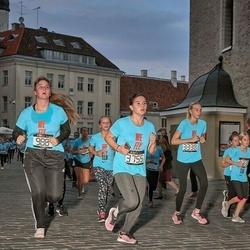 Nike Noortejooks/ We Run Tallinn - Laura Maria Lukas (3330), Célia Chambraud (3755)