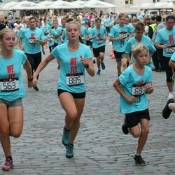Nike Noortejooks/ We Run Tallinn - Stefan Karl Blomqvist (697), Kristo Kõivumägi (863), Andra Aavik (885)