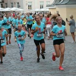 Nike Noortejooks/ We Run Tallinn - Rii Tartu (363), Anna Trofimova (608), Julia Šeremetova (1538)