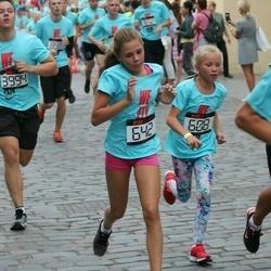 Nike Noortejooks/ We Run Tallinn - Anna Trofimova (608), Karoliina Evert (642)