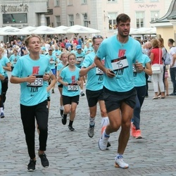 Nike Noortejooks/ We Run Tallinn - Tom Urb (15), Sander Must (2414), Brigitta Lees (3139)