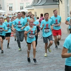 Nike Noortejooks/ We Run Tallinn - Armin Schütz (1246), Meril Adeela Alev (2905), Andreas Randoja (3421)