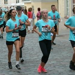 Nike Noortejooks/ We Run Tallinn - Joosep Vahter (812), Anni Heikkilä (1142), Isabelle Kull (2133)