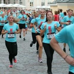 Nike Noortejooks/ We Run Tallinn - Andra Mataloja (753), Hedvig Ehrlich (873)