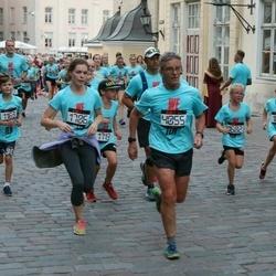 Nike Noortejooks/ We Run Tallinn - Aleksandra Belous (1706), Kontsatin Podbelskiy (4055)