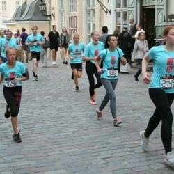 Nike Noortejooks/ We Run Tallinn - Anastasija Suprun (582), Lisandra Tatrik (1692), Helena Kasela (2149)