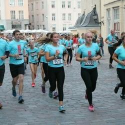 Nike Noortejooks/ We Run Tallinn - Anastasia Musakko (1519), Tuuliki Suder (2280)