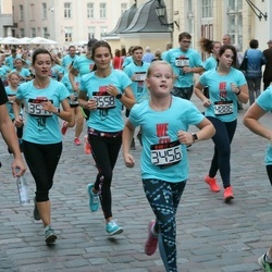 Nike Noortejooks/ We Run Tallinn - Ida Sofia Fromm (3456), Anastasia Panibratova (3558)