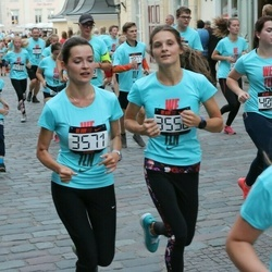 Nike Noortejooks/ We Run Tallinn - Anastasia Panibratova (3558), Alena Pronina (3571)