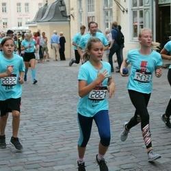 Nike Noortejooks/ We Run Tallinn - Anna-Krete Kuning (1473), Mia Kuriks (2821), Joosep Loo (2832)