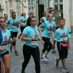 Nike Noortejooks/ We Run Tallinn - Brigita Põld (1554), Vadim Melnikov (1811)