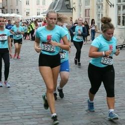Nike Noortejooks/ We Run Tallinn - Annika Kangur (3398), Sonja Leemets (3399)
