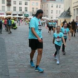 Nike Noortejooks/ We Run Tallinn - Bianca Triine Kunart (2393), Hannes Kunart (2394)