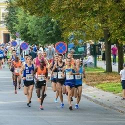Tallinna Maratoni Sügisjooks 10 km - Karel Hussar (4), Yuriy Rusyk (7), Weldom Kerich (9), Norah Chebet (13), Allar Lamp (16), Mark Abner (1445)