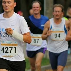 Tallinna Maratoni Sügisjooks 10 km - Armin Allmäe (4271)